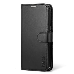 TUCCH Galaxy S7 Edge Hülle, Samsung Galaxy S7 Edge Portemonnaie aus Leder Hülle Schutzhülle mit Standfunktion, Kartenfach, Magnetverschluss