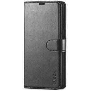 TUCCH SAMSUNG GALAXY A52 Wallet Case, SAMSUNG A52 Flip Case 6.5-inch - Black