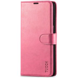 TUCCH SAMSUNG GALAXY A52 Wallet Case, SAMSUNG A52 Flip Case 6.5-inch - Hot Pink