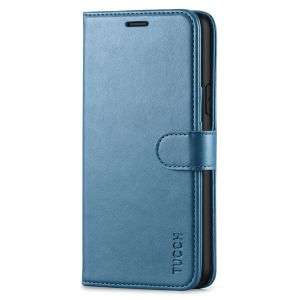 TUCCH iPhone 11 Wallet Case with Magnetic, iPhone 11 Leather Case - Lake Blue