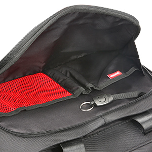 SHIELDON 15.6-inch Laptop Briefcase