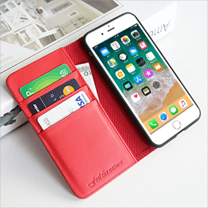 SHIELDON iPhone SE 2nd Wallet Case