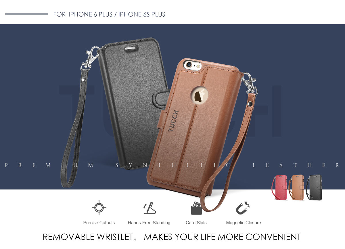 TUCCH iPhone 6S / 6 Plus Case